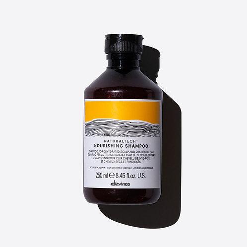 Natural Tech Nourishing Shampoo 250ml