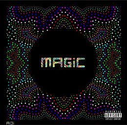 """Album Art """"Magic"""""""