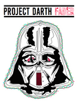 Darth fader single cover