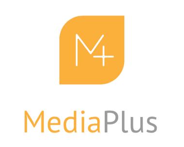 Media Plus Logo