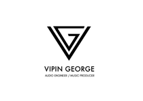 Personal logo for audio engineer