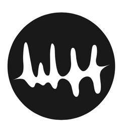 Wave head logo