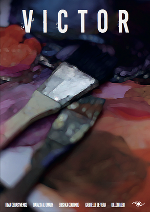 Victor Documentary poster