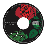 Cd design for a recorded album
