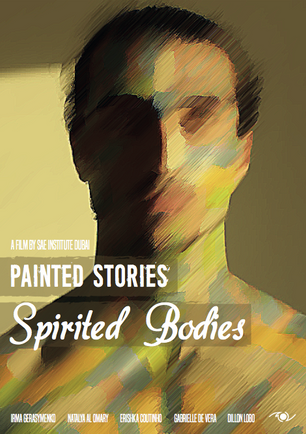 Painted Stories Documentary poster