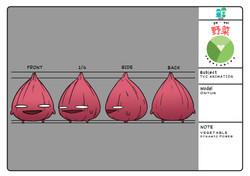 On-yun Character Sheet