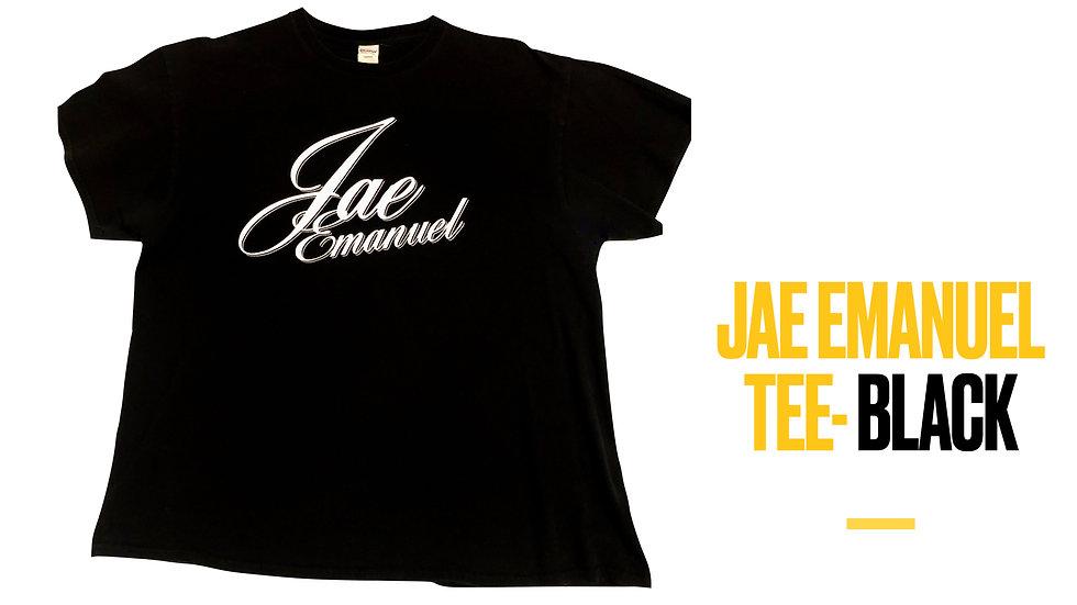 Jae Emanuel Tee- Black