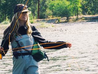 Breast Cancer Survivors Fly Fishing For Recovery
