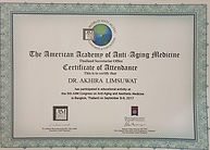 07.American Academy of Anti Aging medici