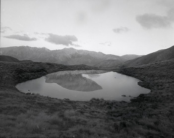 Yin and Wind, Craigieburn range, 2018