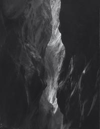 Sawcut Gorge, Chasm. 2016
