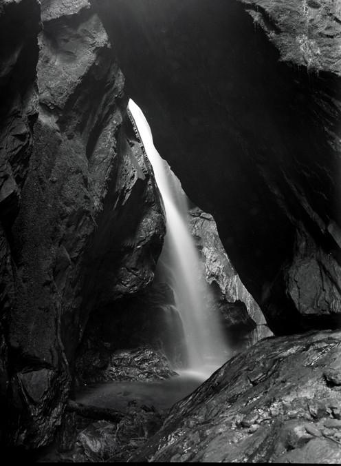 Deeping Dell Falls, Mt Aspiring Region. 2019
