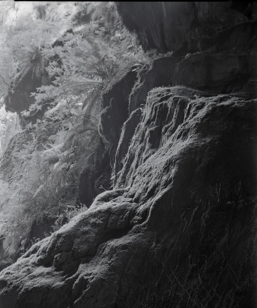 Gorge light, Haast