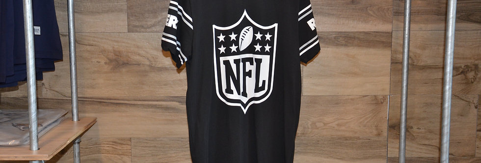 T-shirt NewEra Badge Tee Las Vegas Raiders