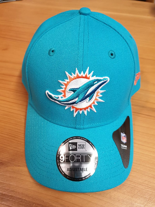Cappellino NewEra 9FORTY The League Miami Dolphins
