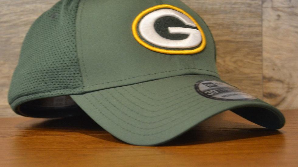 Cappellino NewEra 39THIRTY Featherweight GreenBay Packers