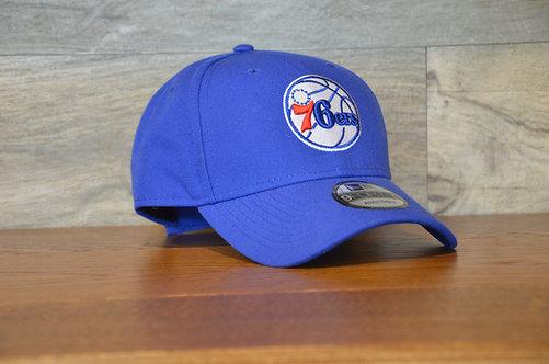 Cappellino NewEra 9FORTY The League Philadelphia 76ers