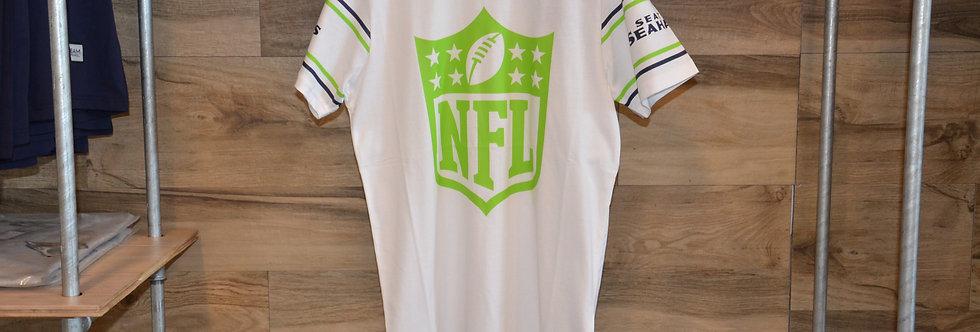T-shirt NewEra Badge Tee Seattle Seahawks