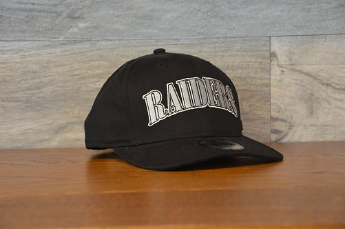 Cappellino NewEra 9FIFTY Curved Las Vegas Raiders