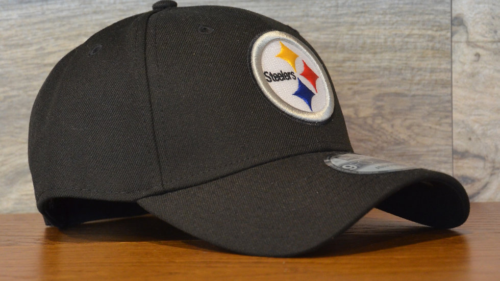 Cappellino NewEra 9FORTY The League Pittsburgh Steelers