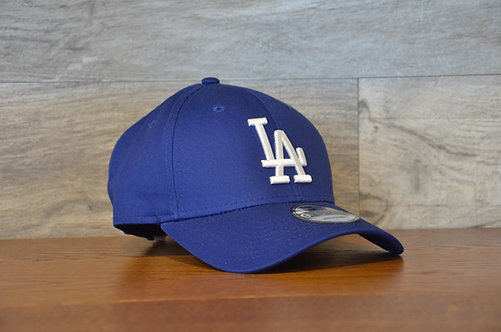 Cappellino NewEra 9FORTY 940 essential Los Angeles Dodgers Blue