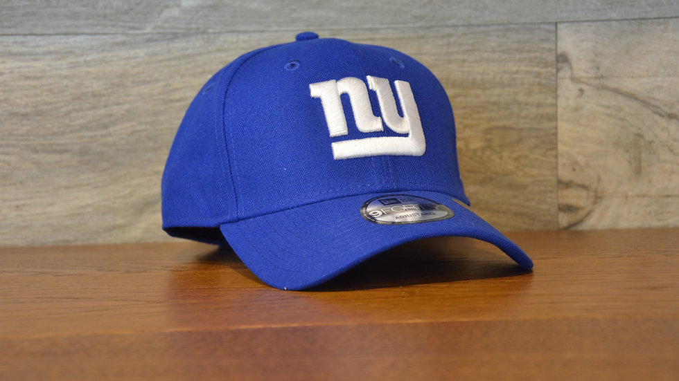 Cappellino NewEra 9FORTY The League New York Giants