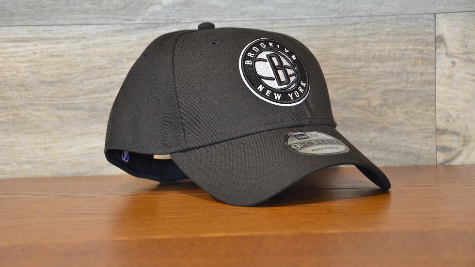 Cappellino NewEra 9FORTY The League Brooklin Nets