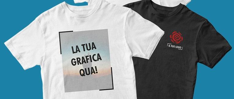 Personalizza la tua Tshirt