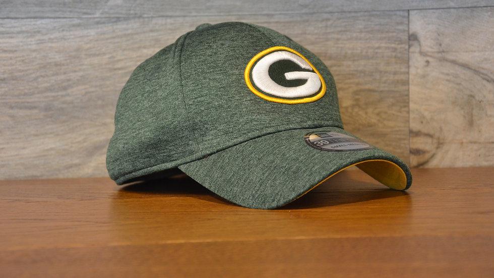 Cappellino NewEra 39THIRTY Shadowtech Green Bay Packers