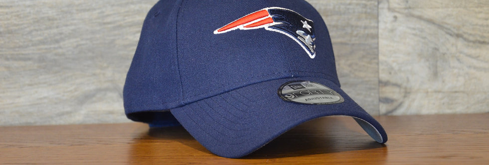 Cappellino NewEra 9FORTY The League New England Patriots