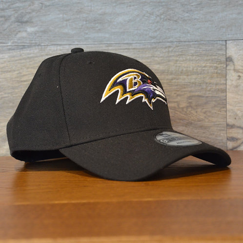 Cappellino NewEra 9FORTY The League Baltimore Ravens
