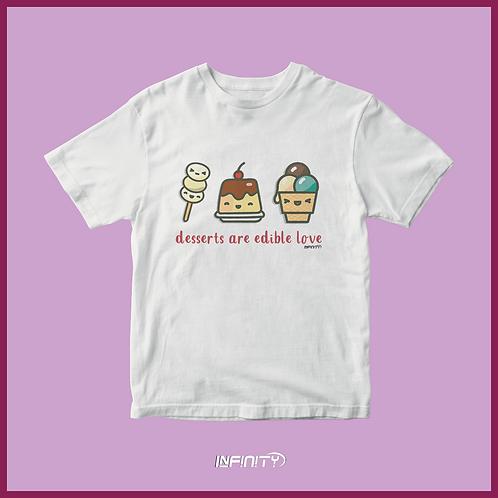 T-shirt  Dessert day