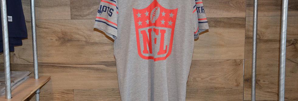 T-shirt NewEra Badge Tee New England Patriots