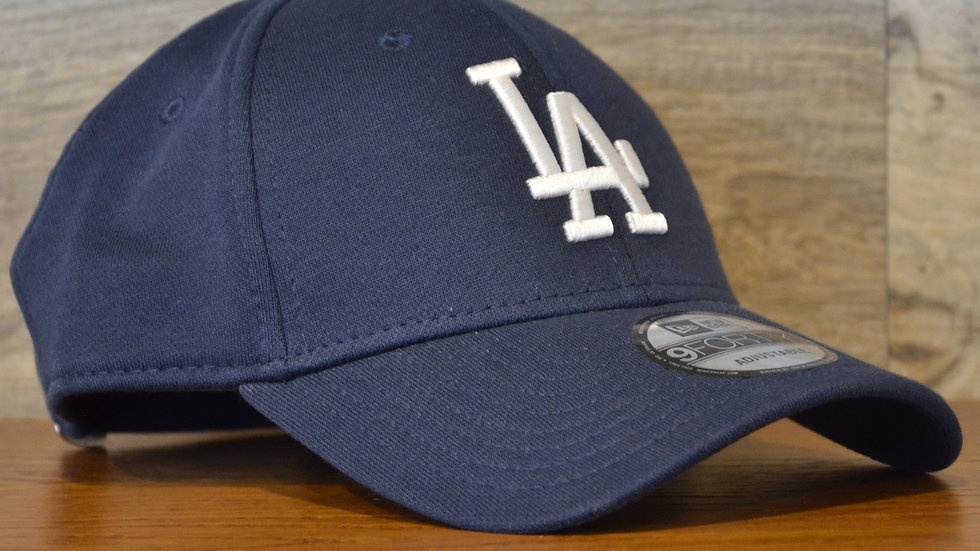 Cappellino NewEra 9FORTY Jersey pack 940 Los Angeles Dodgers Blue