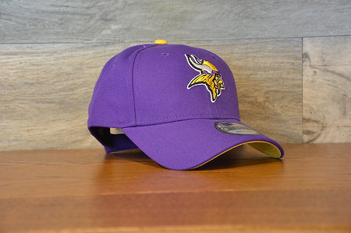 Cappellino NewEra 9FORTY The League Minnesota Vikings