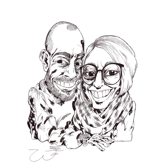 Lisa & Alessandro
