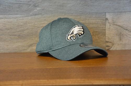 Cappellino NewEra 39THIRTY Shadowtech Philadelphia Eagles