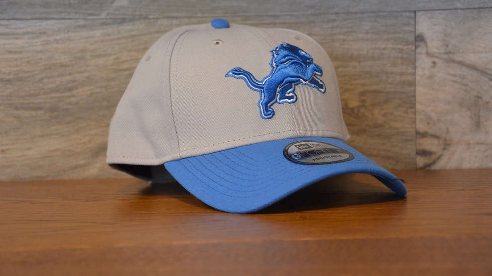 Cappellino NewEra 9FORTY The League Detroit Lions