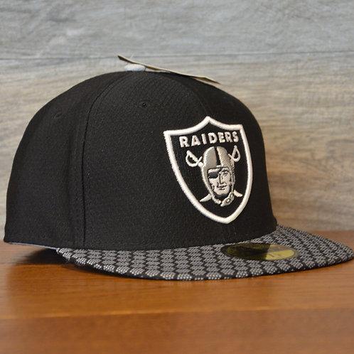 Cappellino NewEra 59FIFTY Las Vegas Raiders