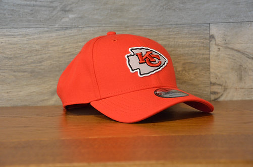 Cappellino NewEra 9FORTY The League Kansas CIty Chiefs