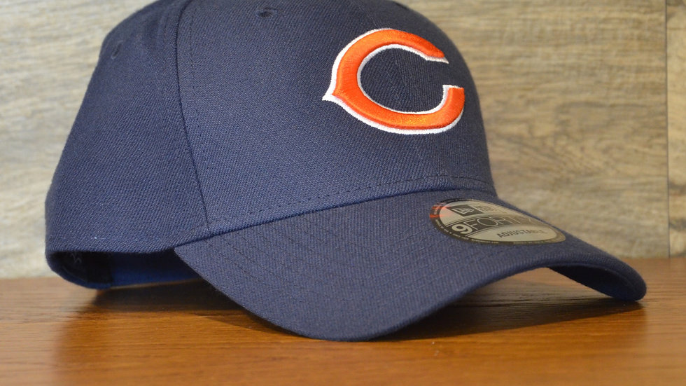 Cappellino NewEra 9FORTY The League Chicago Bears