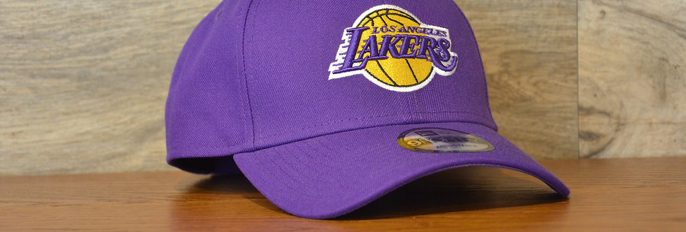 Cappellino NewEra 9FORTY The League Los Angeles Lakers