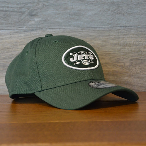 Cappellino NewEra 9FORTY The League New York Jets