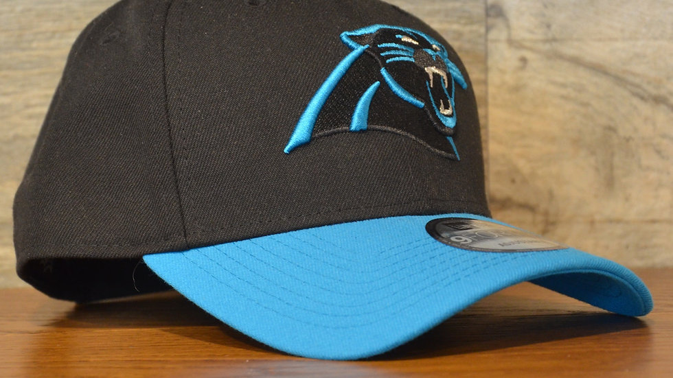 Cappellino NewEra 9FORTY The League Carolina Panthers