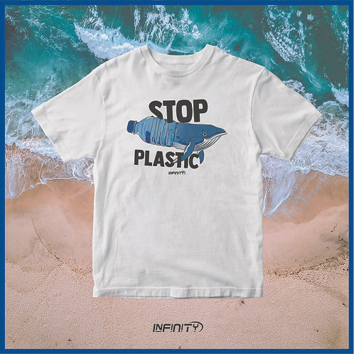 T-shirt 100% cotone World Oceans Day (5/06)