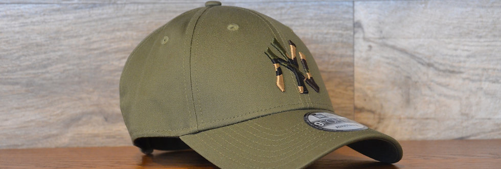 Cappellino NewEra 9FORTY 940 camo New York Yankees gree/camo