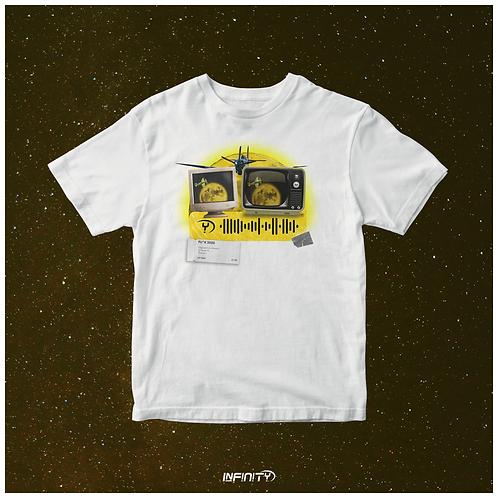 T-shirt interattiva Luna Gialla