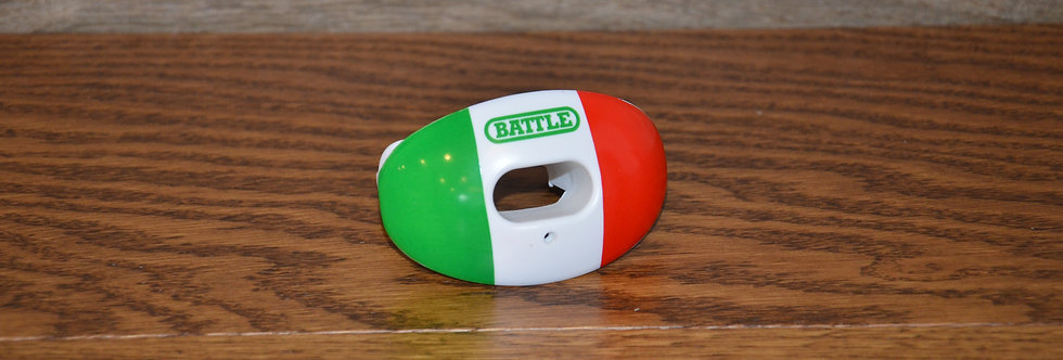 Paradenti Battle Flag Italia