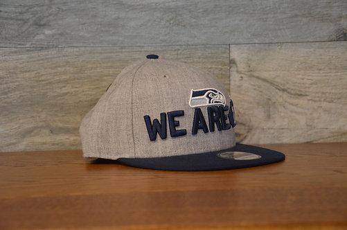 Cappellino NewEra 9FIFTY Seattle Seahawks