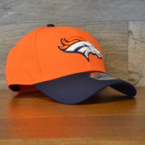 Cappellino NewEra 9FORTY The League Denver Broncos